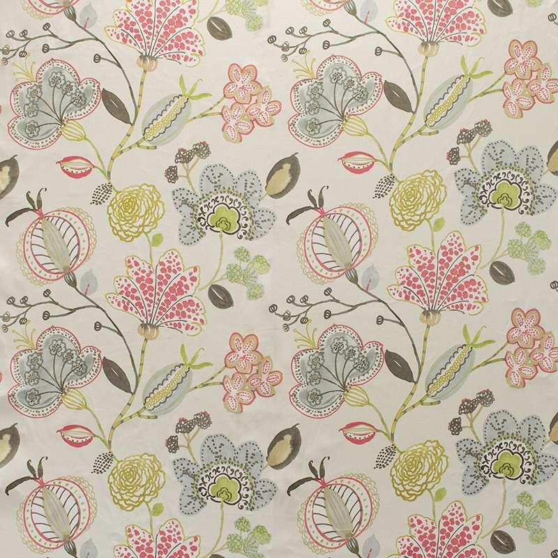 Newbury Mandarin Warwick Fabrics Australia Warwick Fabrics Fabric Houses Tiger Lily