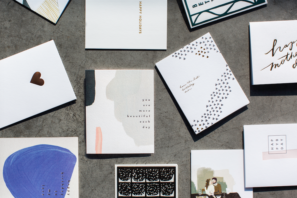 Pen Post Is A Yearly Greeting Card Subscription Service Where You