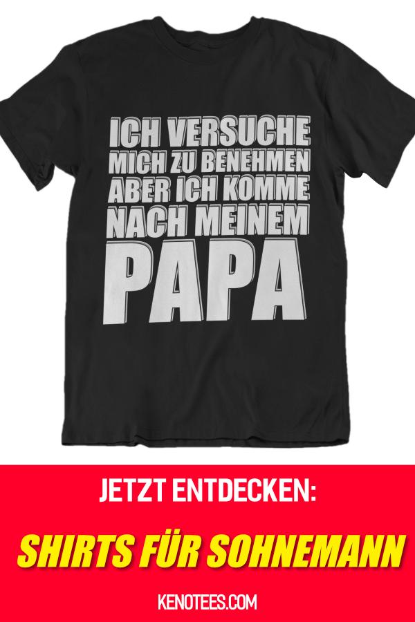 Hier Kommt Das Lustigste T Shirt Für Sohn Tochter Darauf Steht