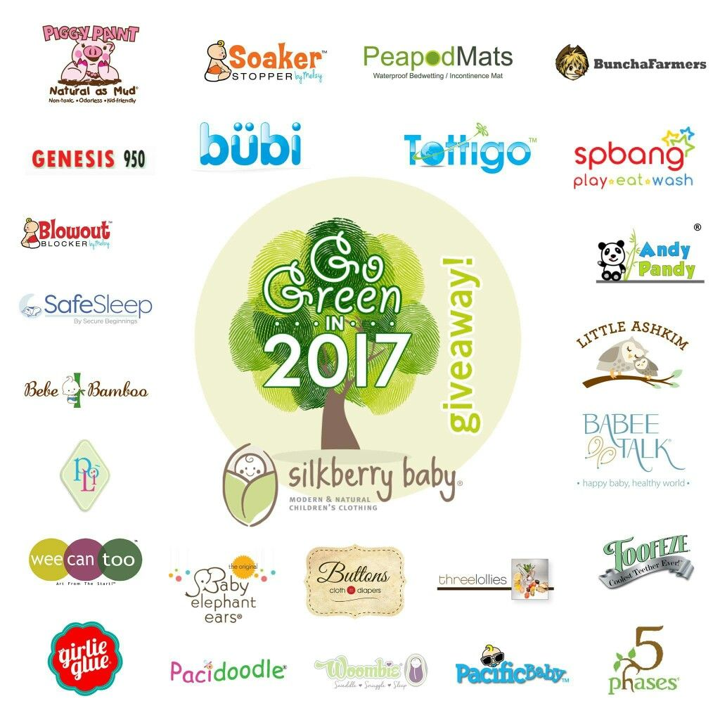 Surprise! The Go Green in 2017 Giveaway is LIVE! 26 of the