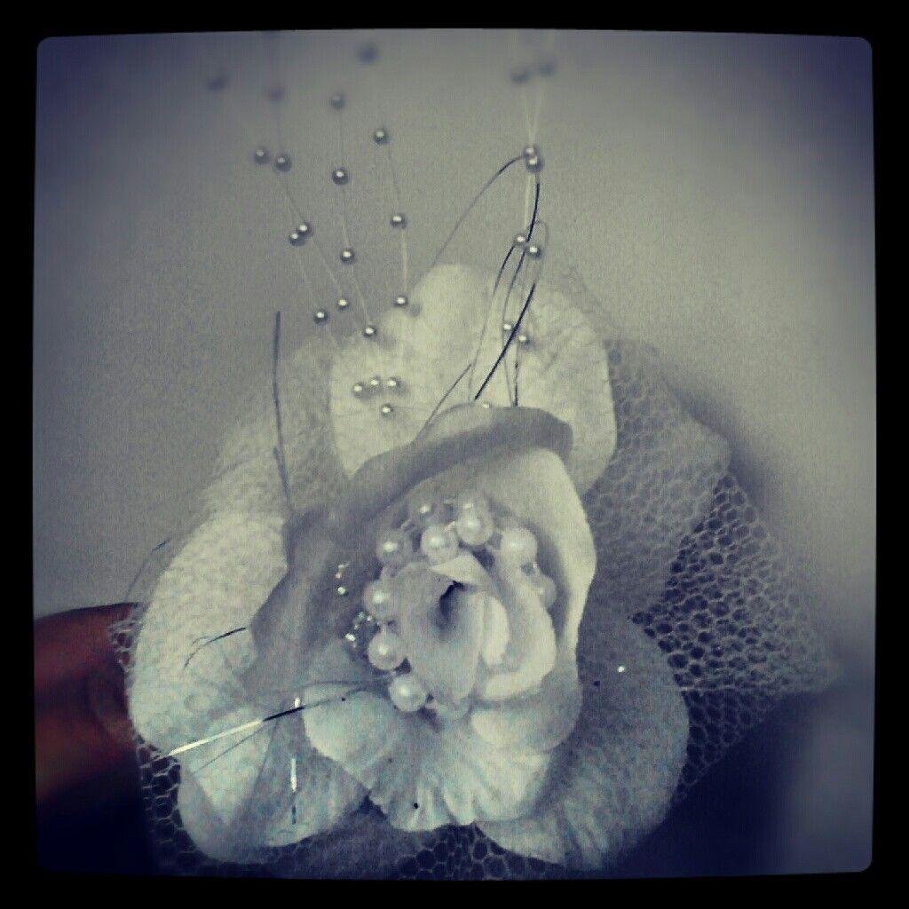 Pretty Simple Flower Chelis Hair Creations Pinterest Simple