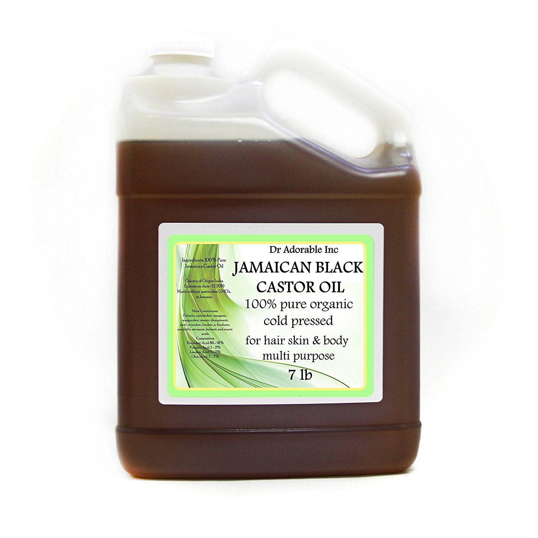 Jamaican black castor oil premium best natural pure organic