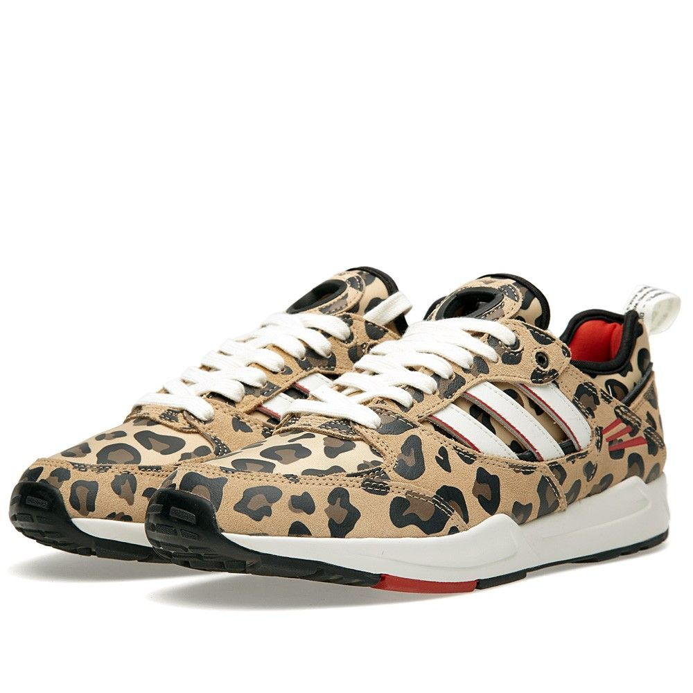 Leopard print shoes, Sneakers, Adidas