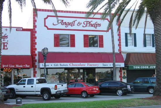 Angell And Phelps Candy Factory Daytona Beach Fl