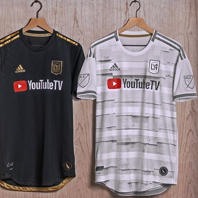 2bdbdd0d6f6 Introducing the new 2019 @lafc away jersey from @adidasfootball. - Tap to  shop now. — #soccerdotcom #lafc #mls #adidas #adidasfootball #DareToCreate