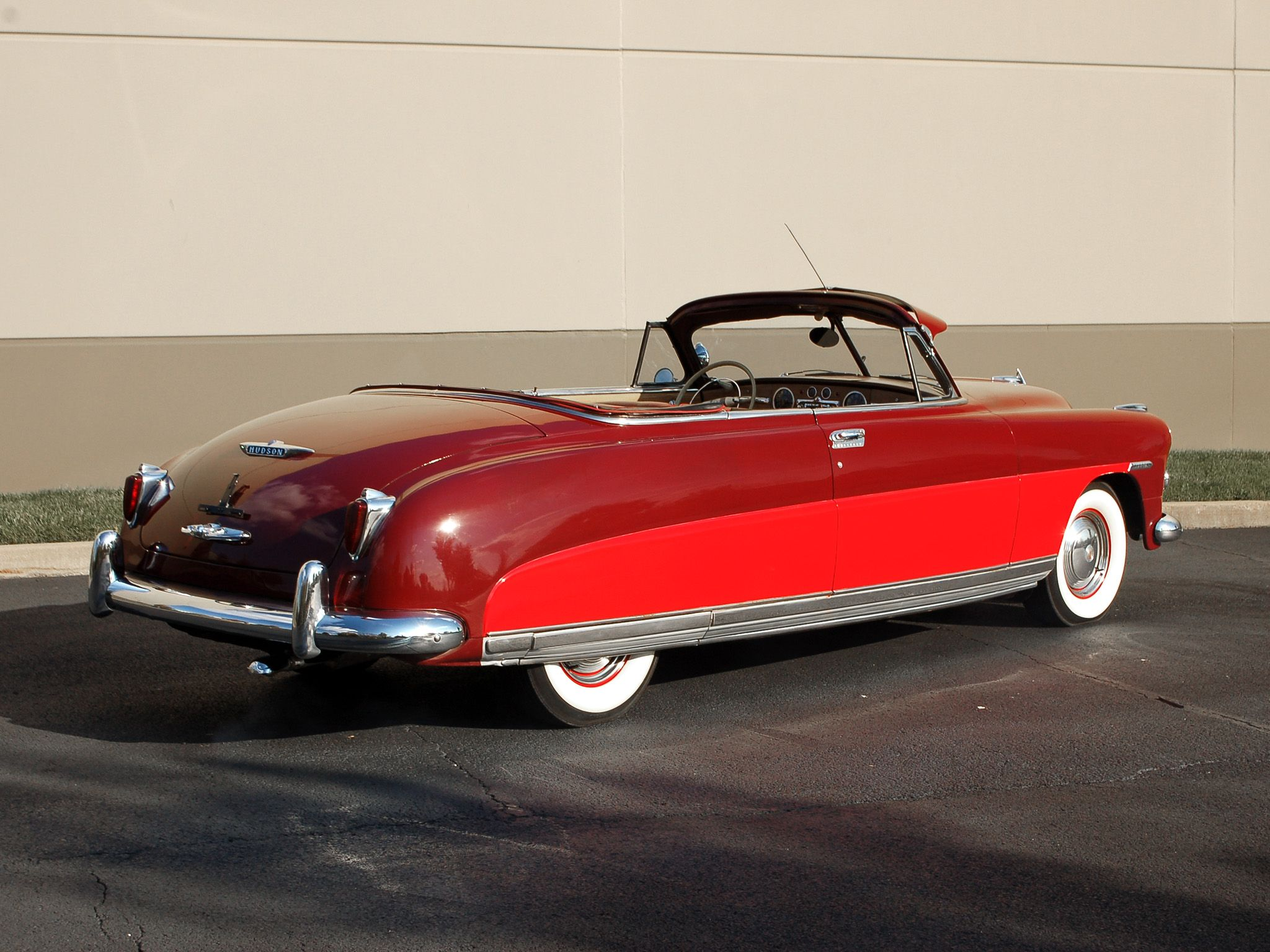 1949 Hudson Commodore Convertible Classic Cars Hudson Commodore Hudson Car