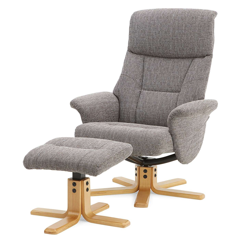 Whitham Swivel Recliner Chair Grey Dunelm Swivel