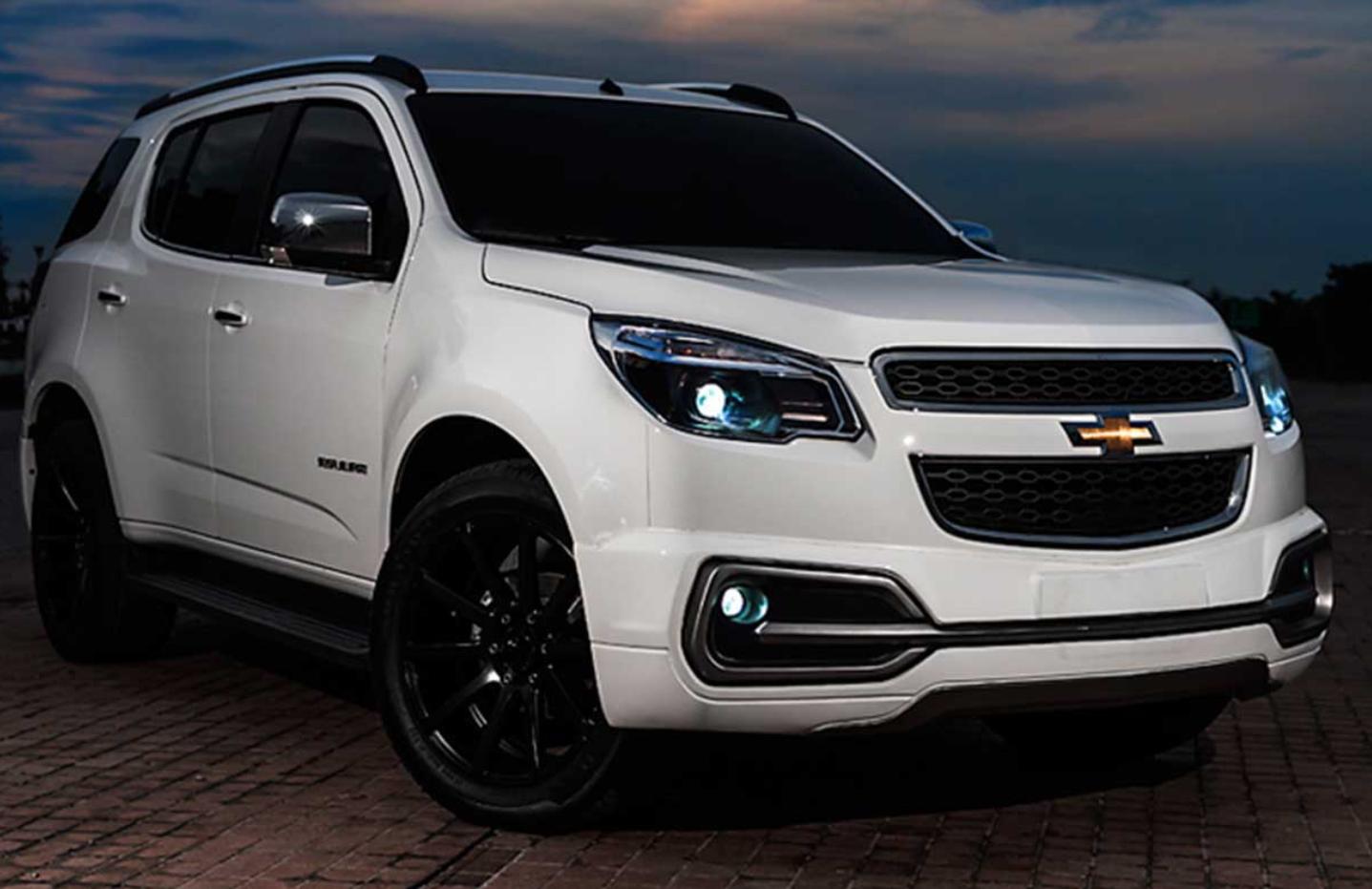 2018 Chevrolet Trailblazer Usa Concept Performance