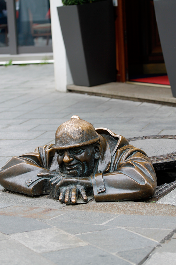 Wilde in the World - Bratislava, Slovakia