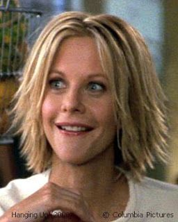 Meg Ryan Hairstyle Meg Ryan Hairstyles Meg Ryan Haircut