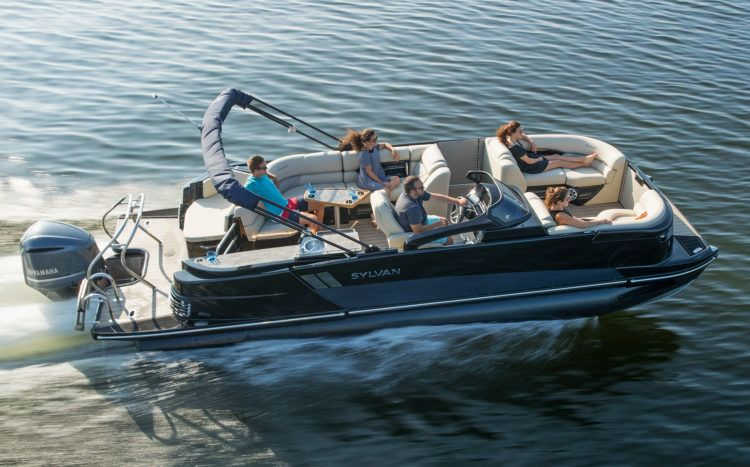 The 10 Best Pontoon Boats To Buy In 2019 With Images Pontoon