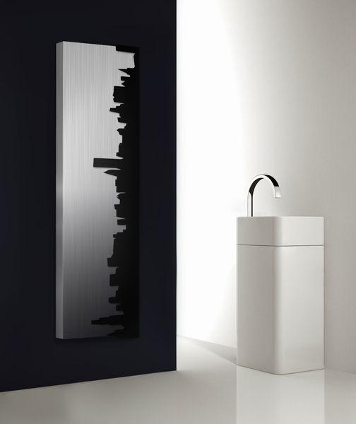 Skyline exclusieve design radiator woonkamer voor bijzondere ruimtes moderne verticale verwarming met stijl also rh pinterest