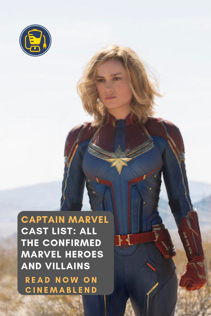 Captain Marvel Cast List All The Confirmed Marvel Heroes And ...