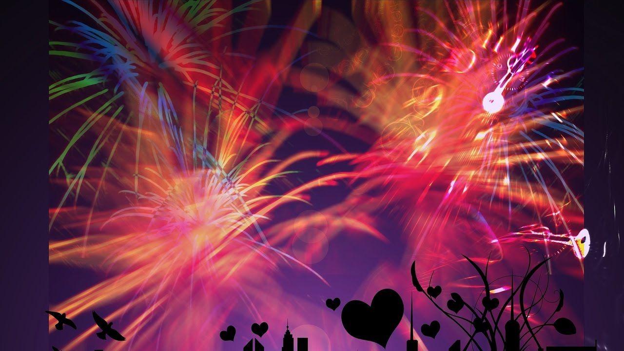 Grüße für ein schönes neues Jahr - Happy New Year | Feiertage und ...