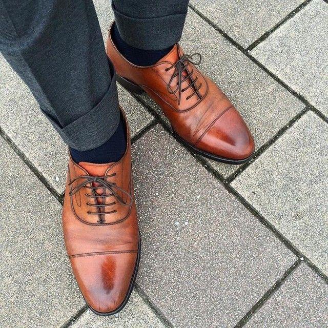 Melton Cap Toe in 2020 | Dress shoes