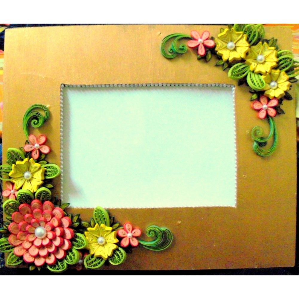 Pics For > Paper Quilling Designs For Wall Frames | Quilling Picture ...