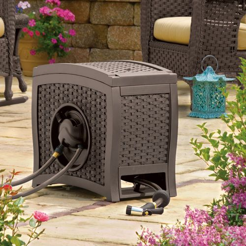 Pin By Sharon On Garden Accessories In 2020 Hose Reel Garden Hose Reel Hose Reels