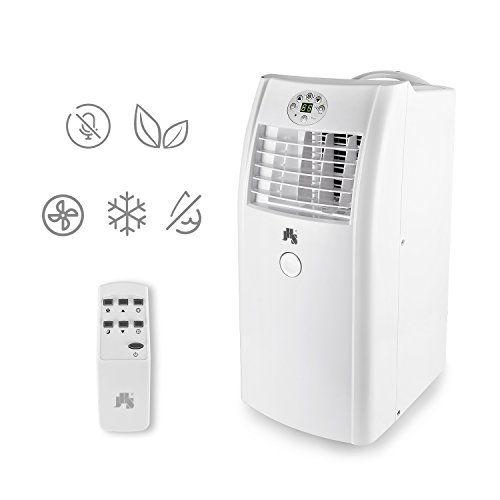 JHS A001-10KR/C 10000 BTU Portable Air Conditioner With ...