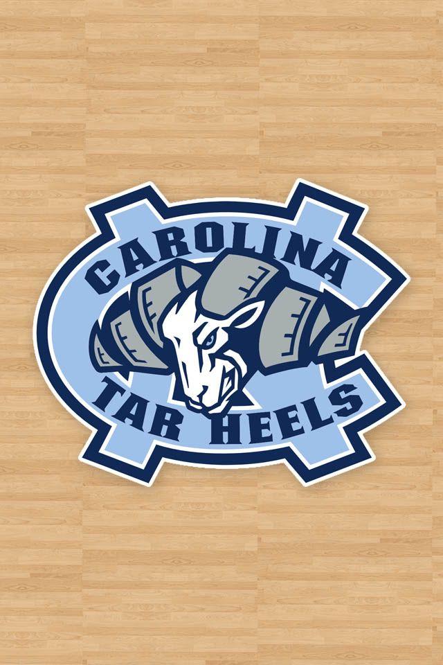 Wallpaper Carolina Tar Heels Basketball