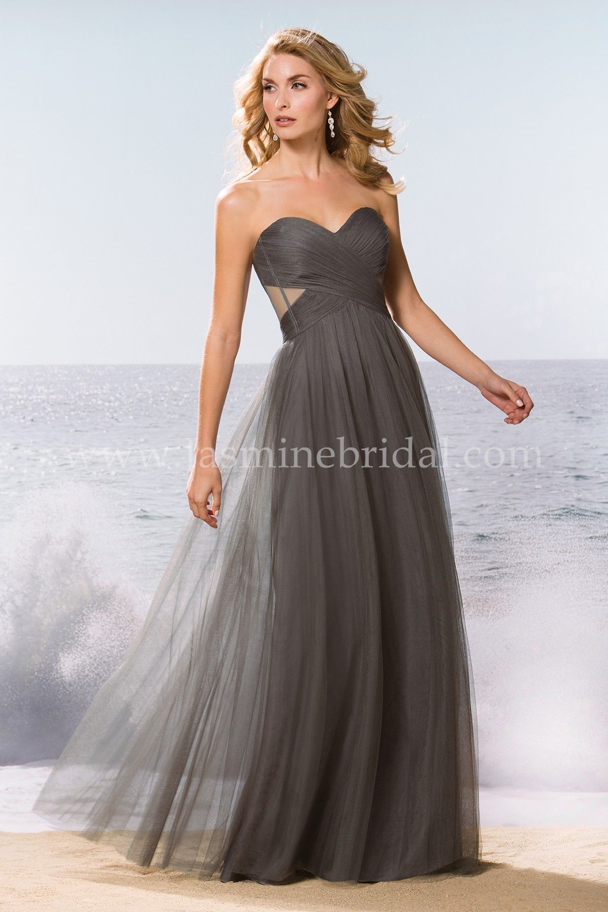 Jasmine bridal bridesmaid dress belsoie style l174062 in iron jasmine bridal bridesmaid dress belsoie style l174062 in iron simple sexy and ombrellifo Images