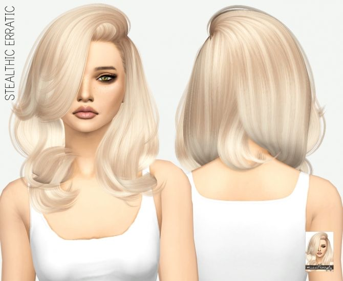 Sims 4 cheveux mods