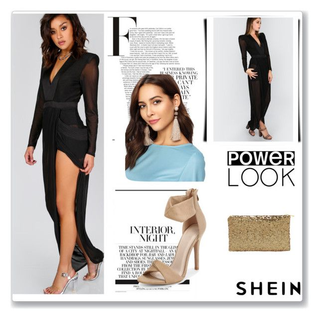 """""""shein 4"""" by samabasic ❤ liked on Polyvore"""