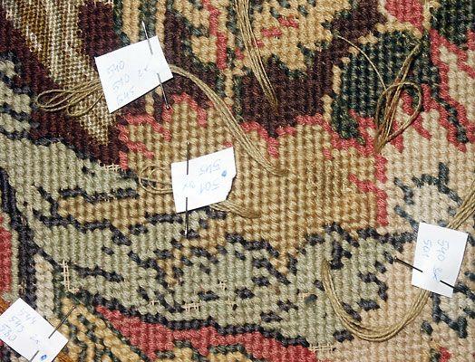 Fler MAG: Jak se restaurují textilie: gobelínová výšivka