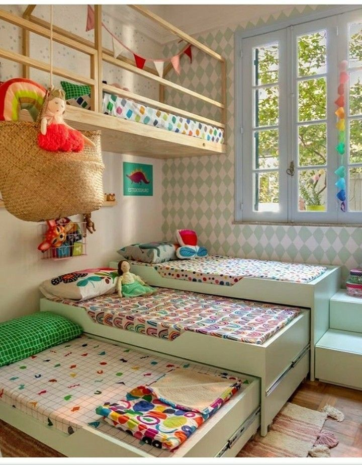 Kinderzimmer, #cutehomedecorationsdiy #Kinderzimmer | Small ...