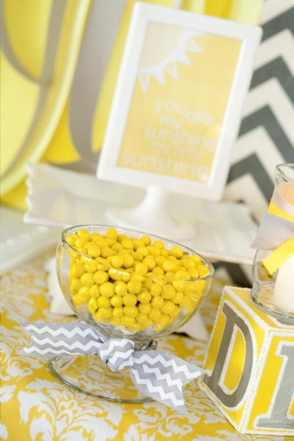 Gender Neutral Baby Shower Themes | You Are My Sunshine Summer Gender  Neutral Baby Shower Planning