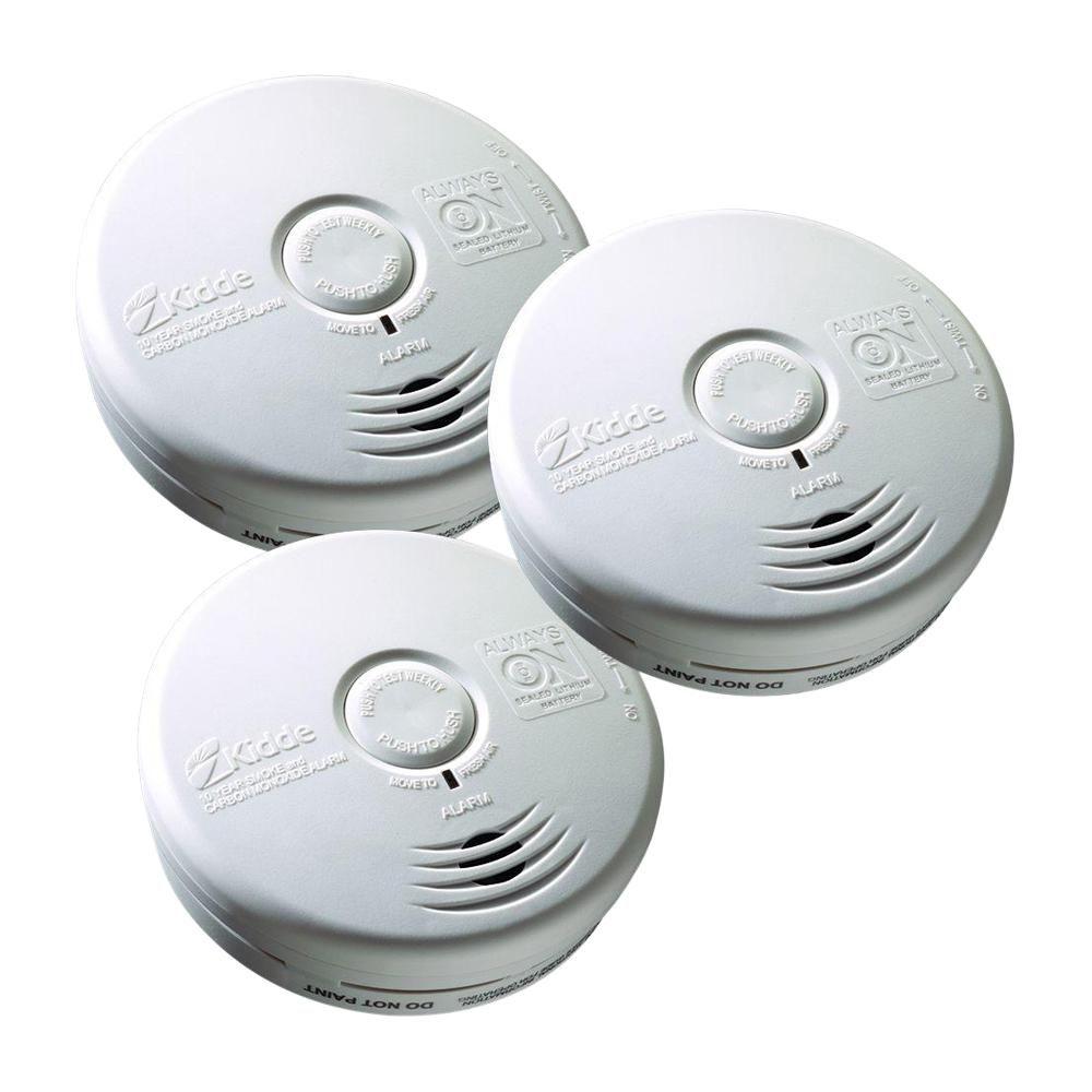 Kidde 10Year Sealed Battery Smoke and Carbon Monoxide