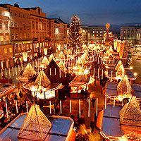Christkindlmarkt - Nuremberg