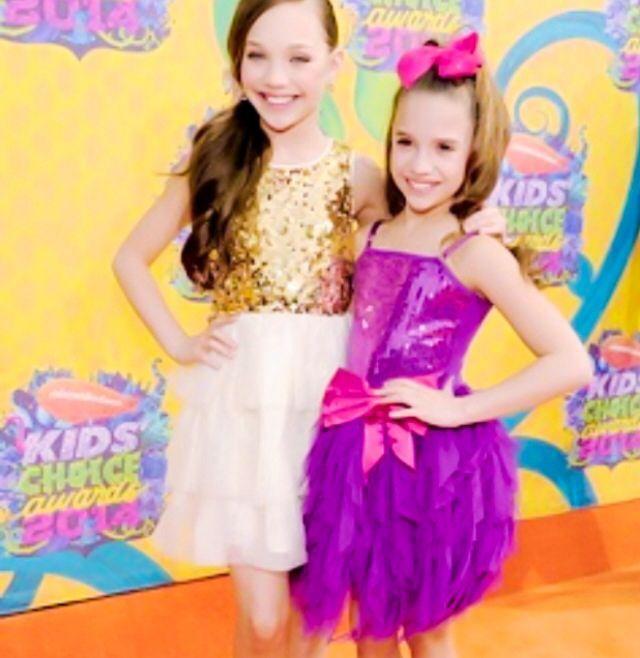 Maddie and Makenzie
