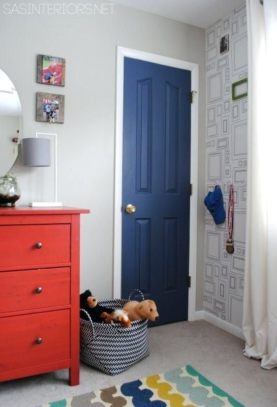 Bedroom Door Painting Ideas images