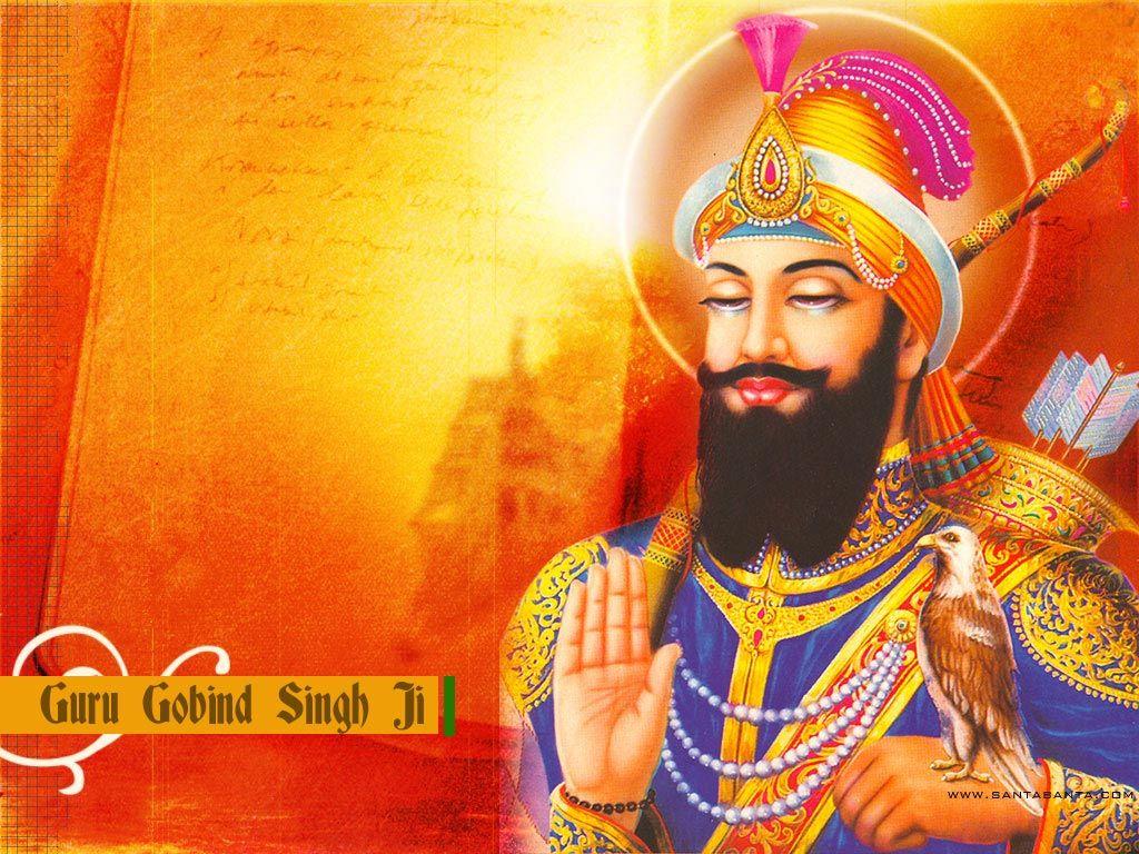 Wallpaper Of Guru Gobind Singh Ji Download Guru Gobind Singh