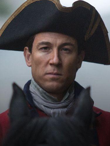 Tobias Menzies as Frank/Black Jack Randall - Outlander on STARZ