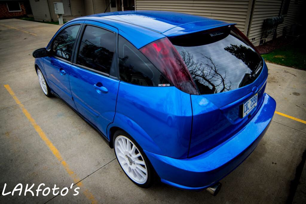 Mk1 Focus Turbo Ford Focus Ford Focus St High Performance Cars