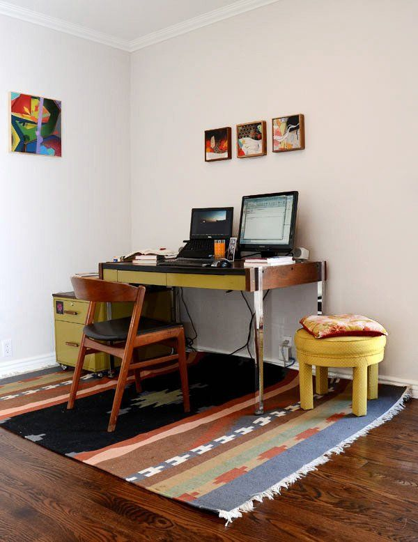 eclectic home office alison intended alison ericu0027s chic eclectic home u0026 sweet design