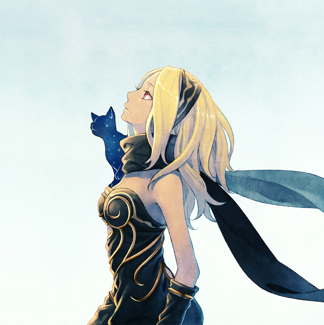 Pin By Caleb Ternival On A I M Gravity Rush Kat Character Art Anime