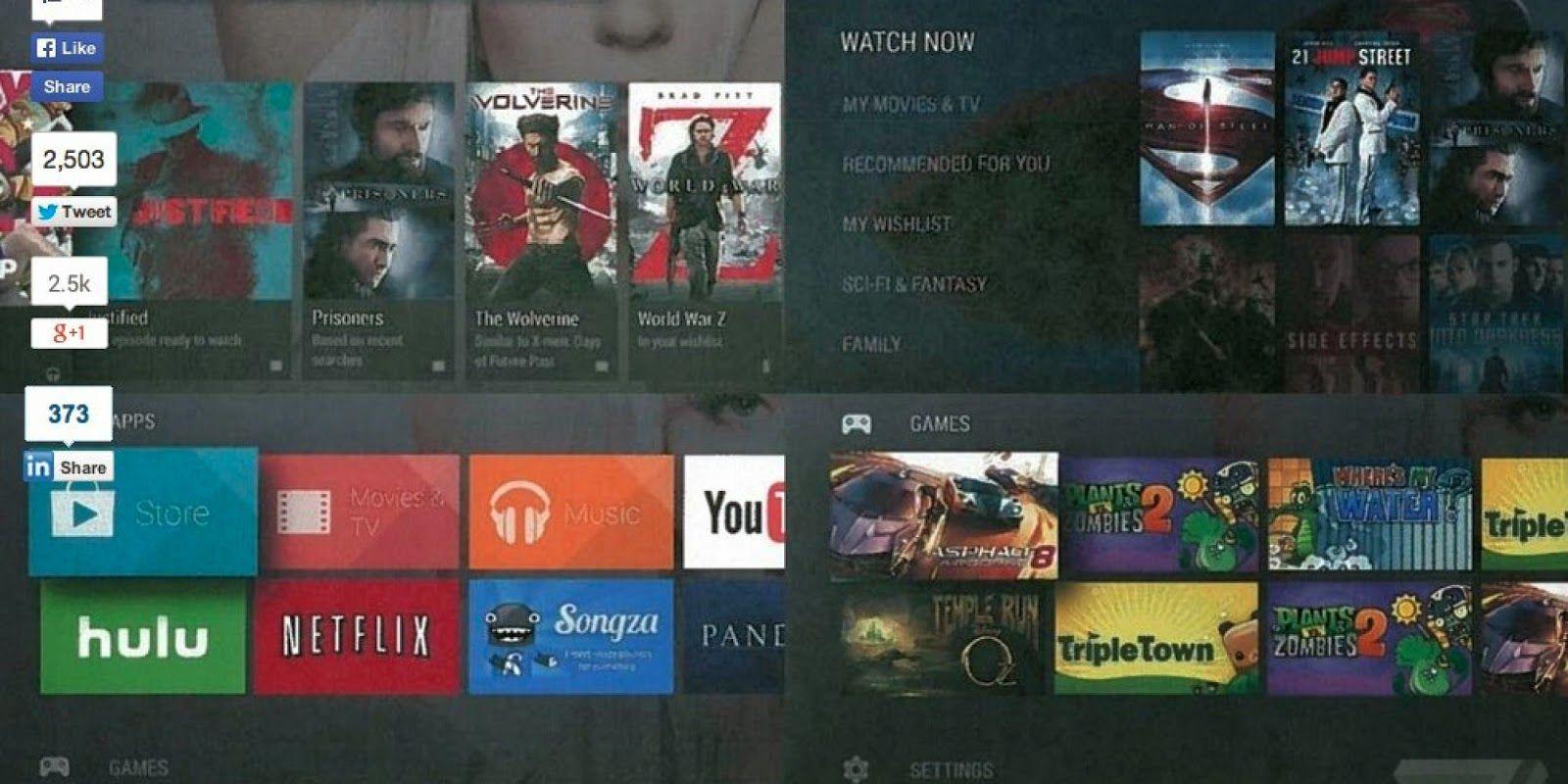 Google tv quiere ganar terreno en tu televisor