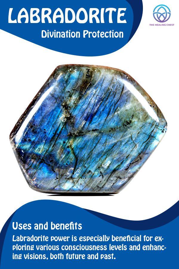 Labradorite Meaning Crystals, gemstones, Labradorite