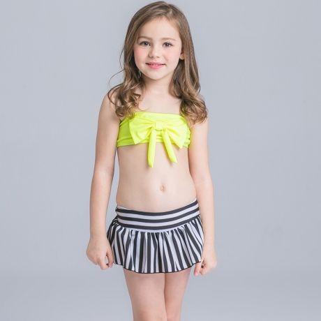 3614aa35b2 new Payasen 7~10 years old girl bikini swimsuit | children swimwear ...