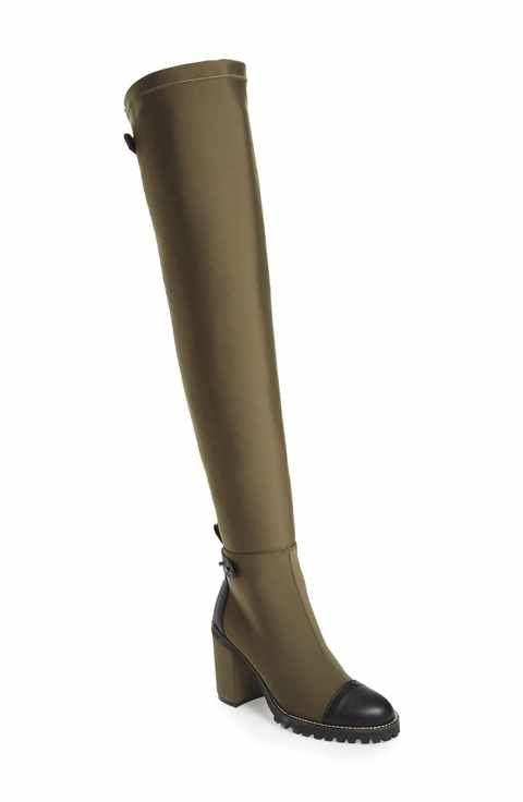 b681e5f6e7ab Chinese Laundry Jerry Over the Knee Boot (Women) Thigh High Boots