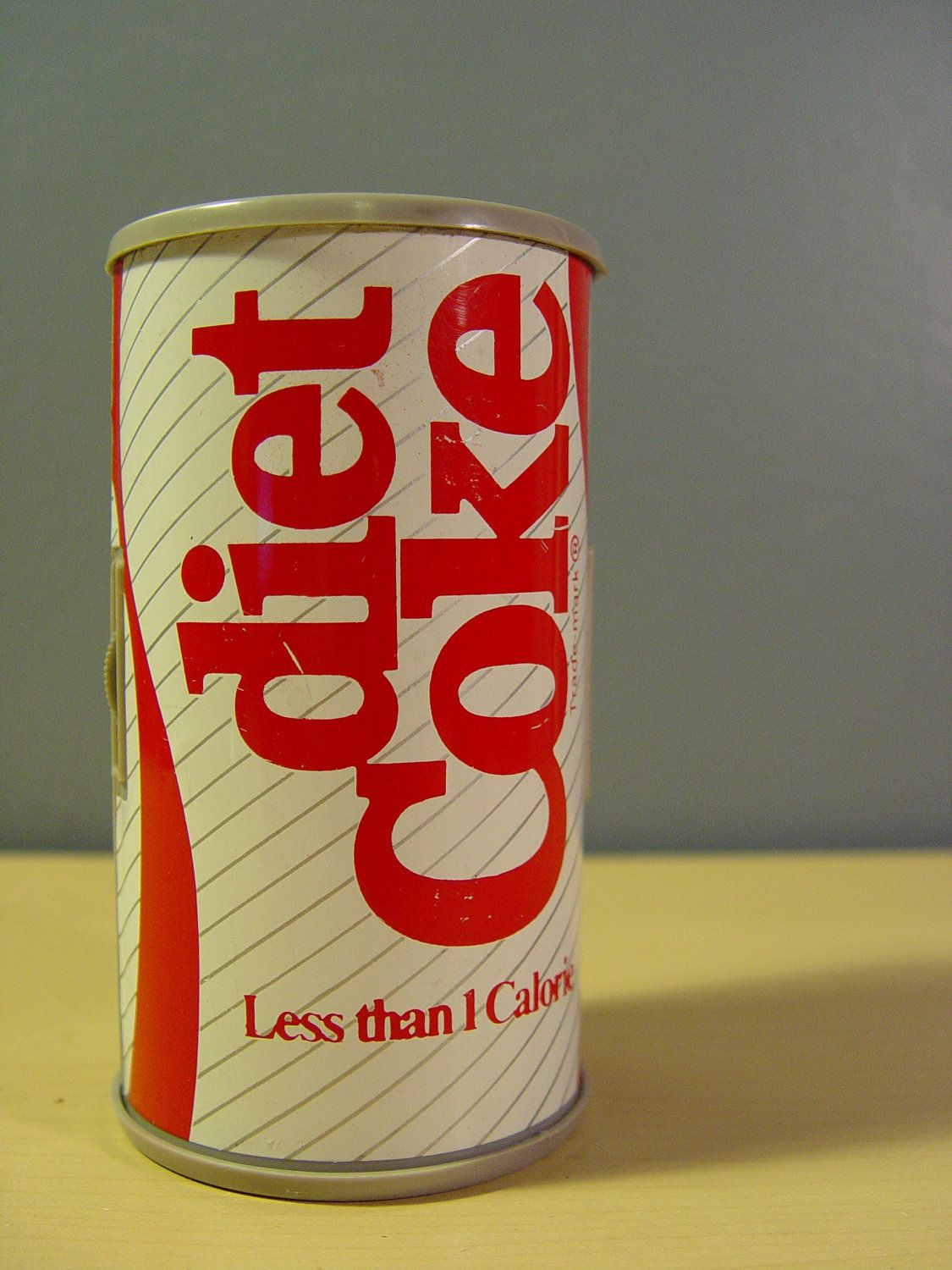 what was in diet soda in the 1980s