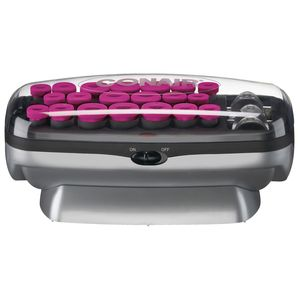 Conair Tourmaline Ceramic Ionic Instant Heat Hair Setter With Heated Clips Hot Rollers Hair Rollers Conair Hot Rollers