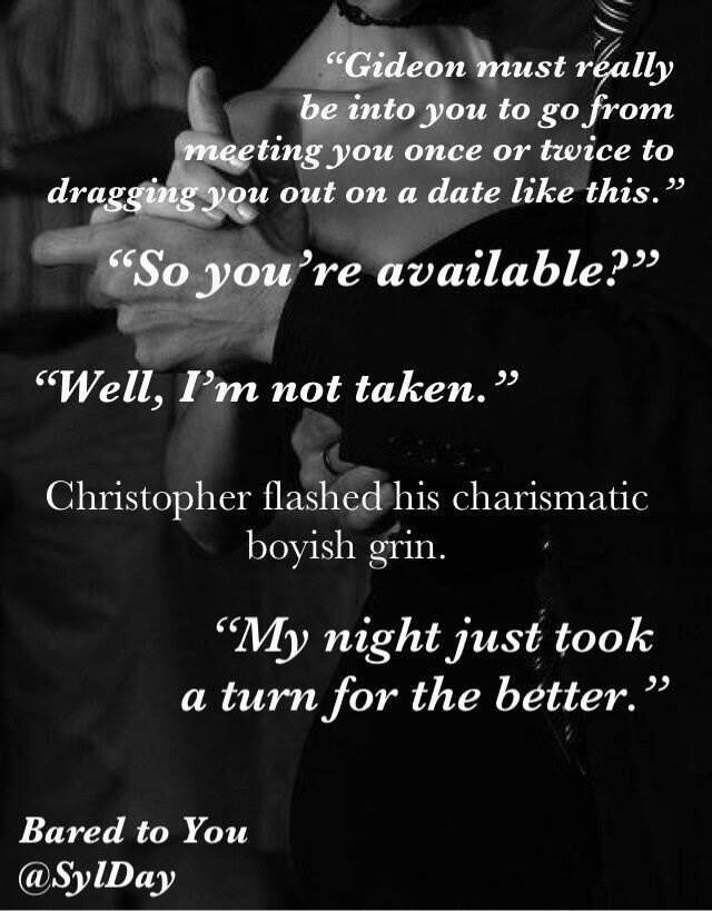 BookishTemptations on Twitter | Book boyfriends, Gideon cross ...