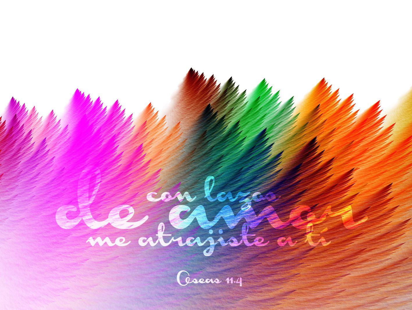 El amor de Dios por tí te alcanzará donde quiera que estés!