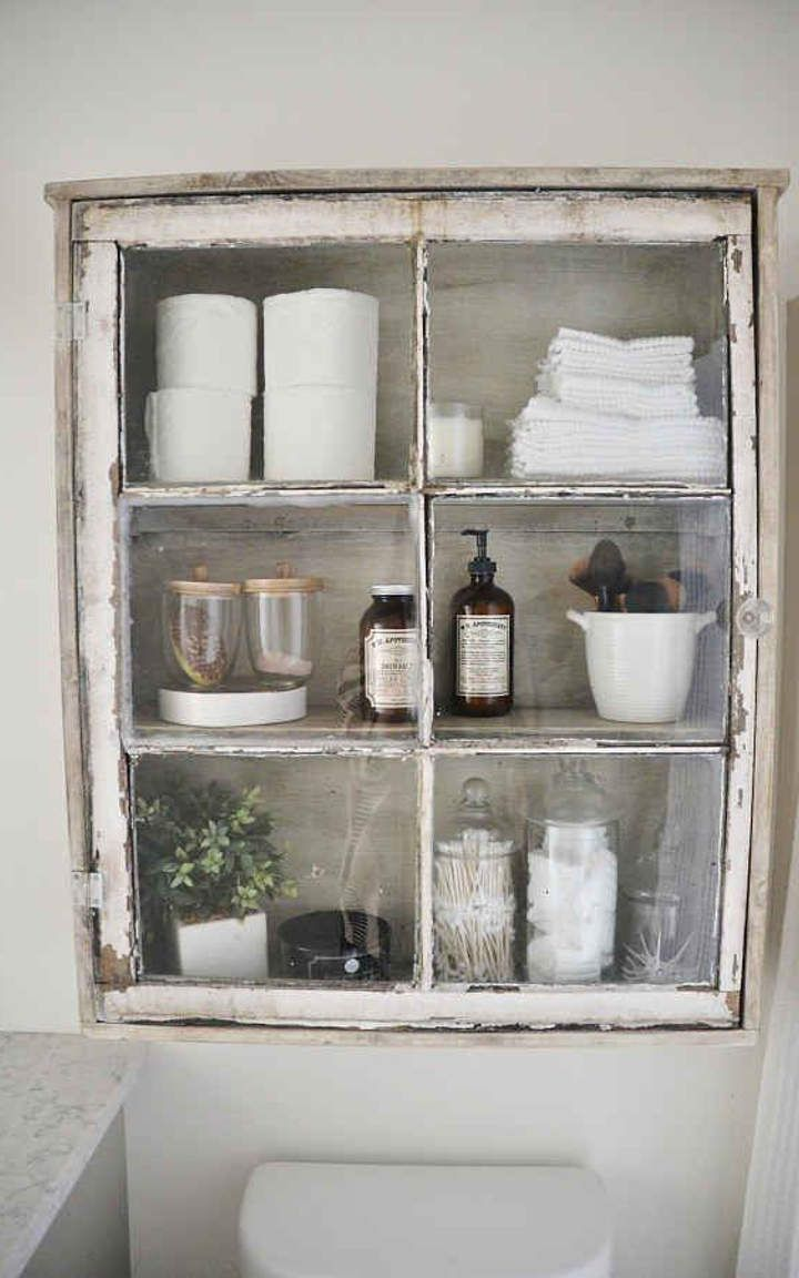 DIY Bathroom Shelves To Increase Your Storage