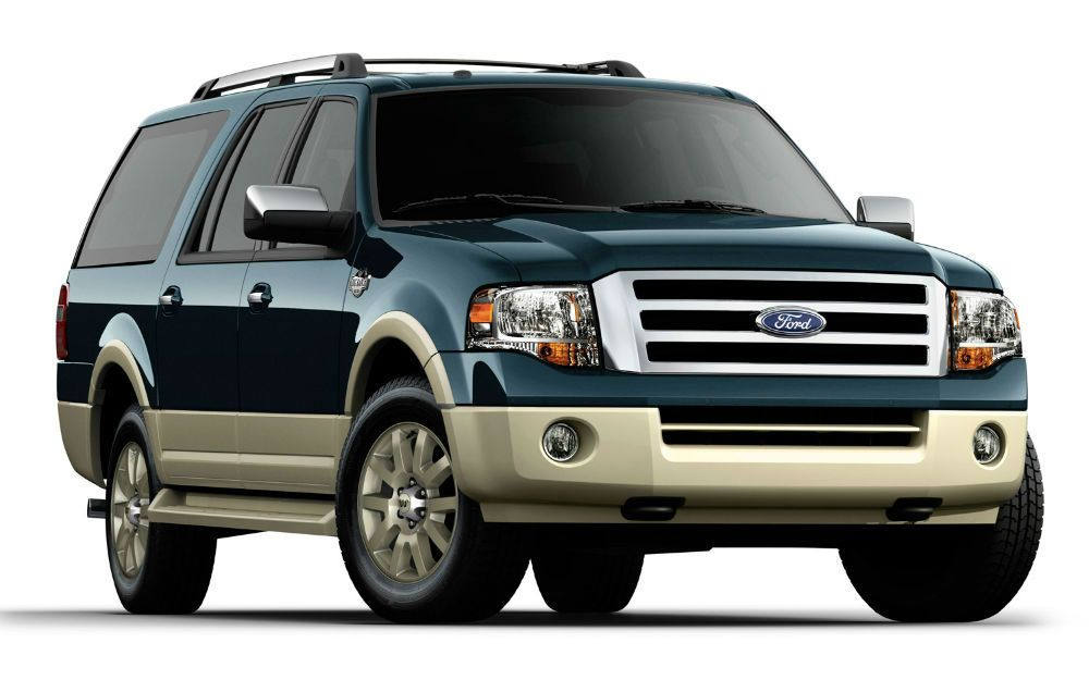 2014 Ford Expedition El Ford Expedition 2014 Ford Expedition