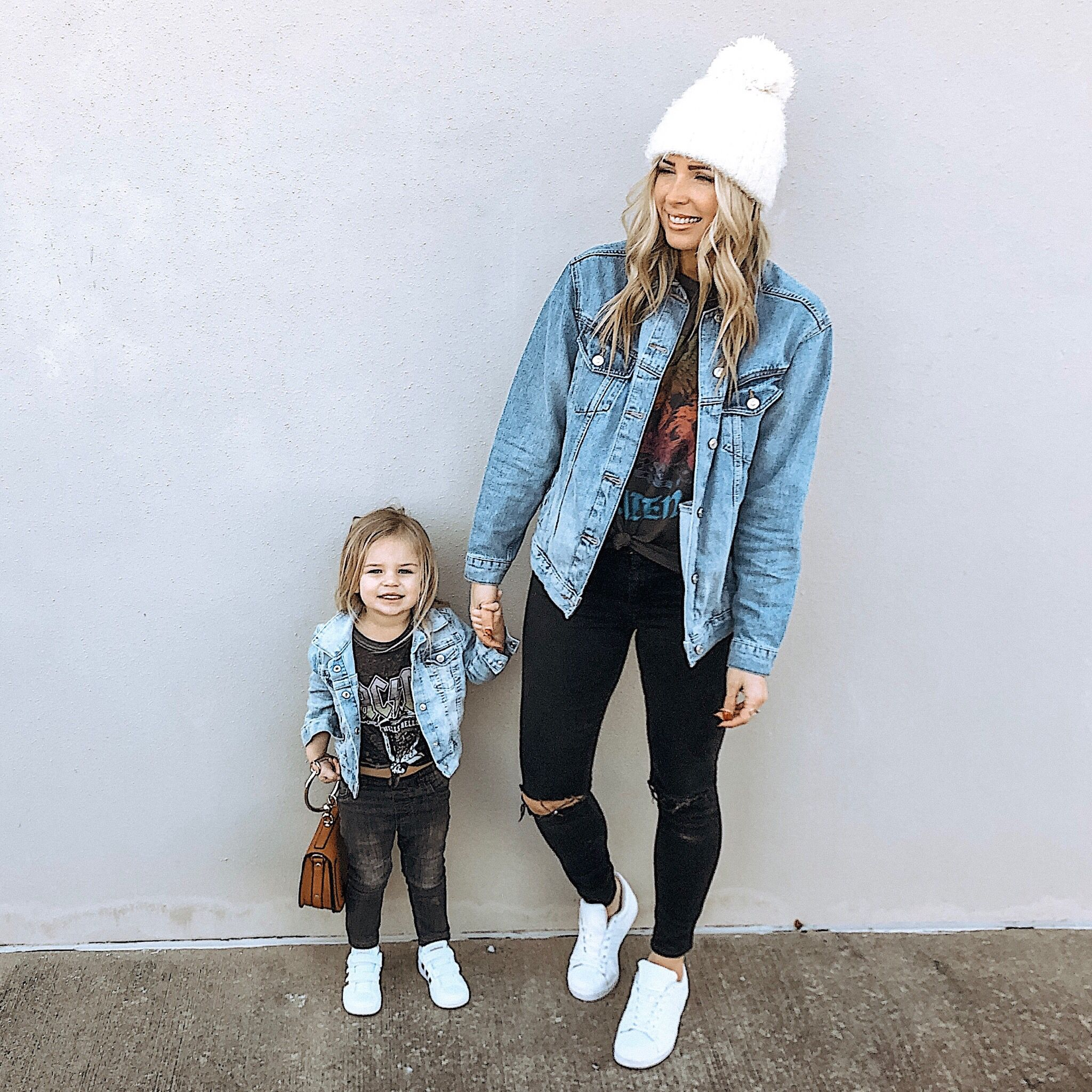Graphic Tee The Sue Style File Utility Jacket Outfit Kids Denim Jacket Denim Jacket Outfit Winter [ 2048 x 2048 Pixel ]