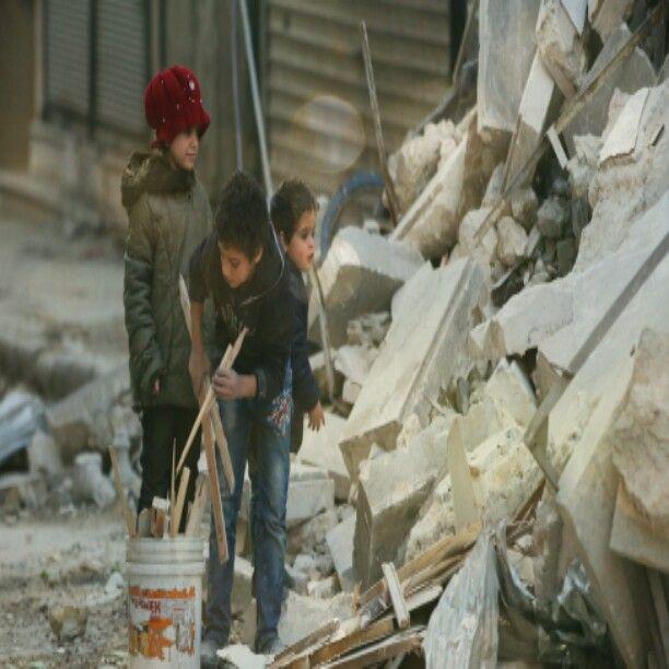 Bambini vittime della guerra in Siria bambini Pinterest